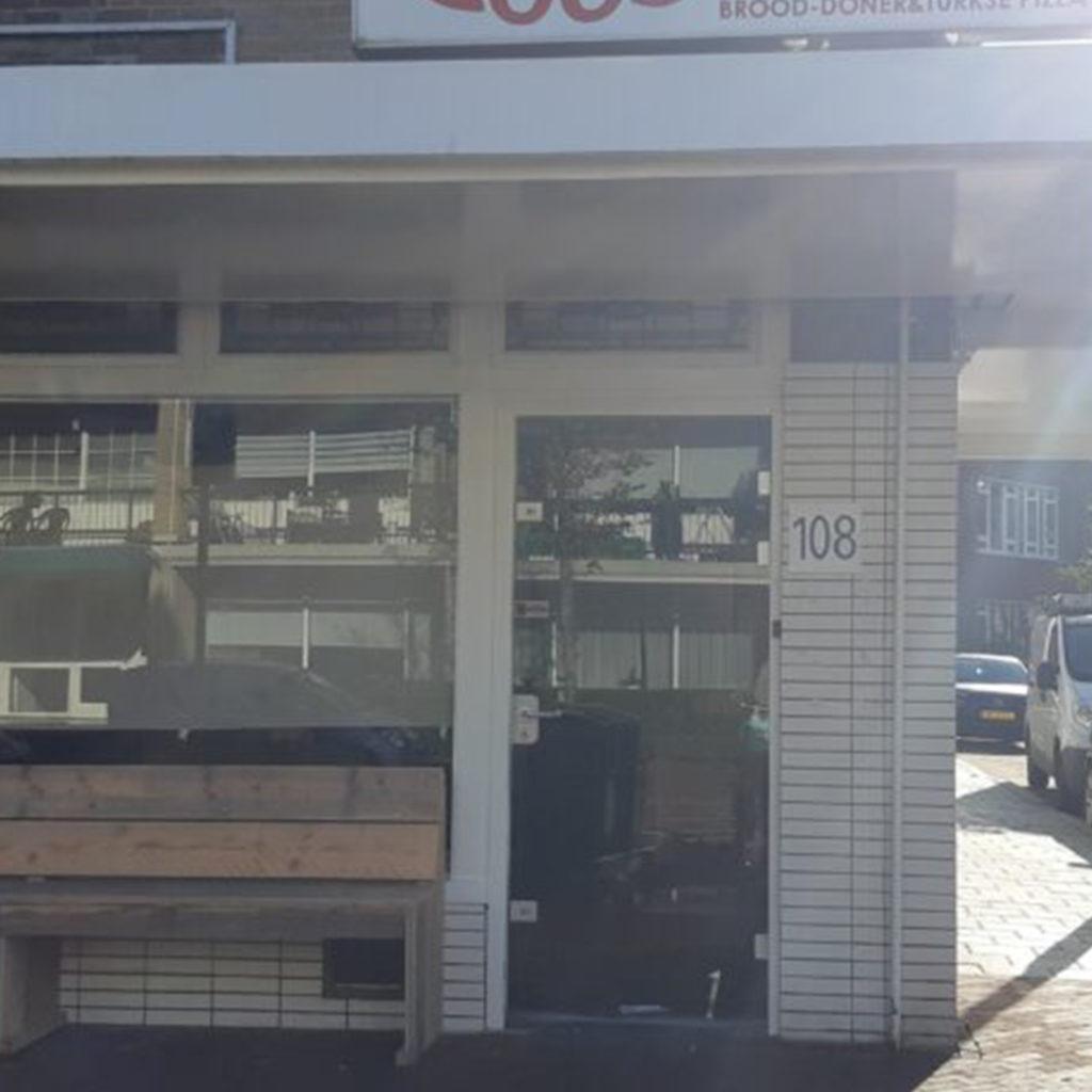 lunchroom in Loosduinen