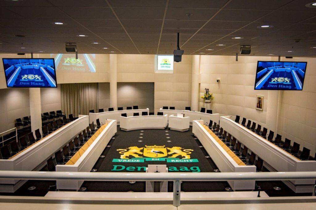 De-Haagse-gemeenteraad