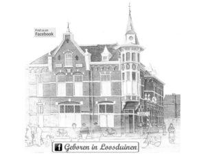 Facebookpagina Geboren in Loosduinen